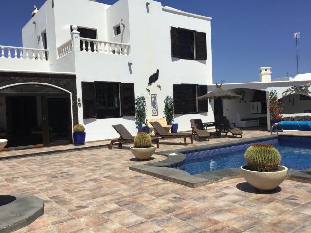 Villa Ani Lee with Pool - Villa Ani Lee, Tias, Lanzarote