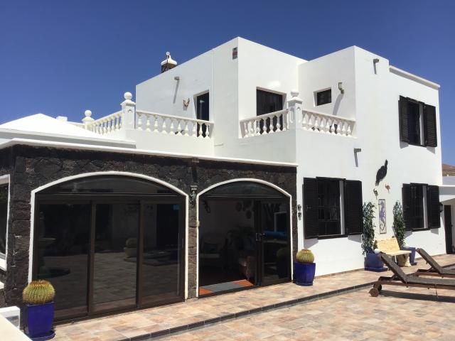 Villa Ani Lee close up - Villa Ani Lee, Tias, Lanzarote