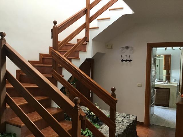 Villa Ani Lee Staircase to upper floor - Villa Ani Lee, Tias, Lanzarote