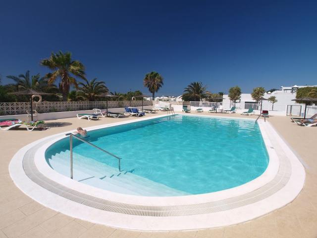 Pool - Club Valena Apartments, Matagorda, Lanzarote