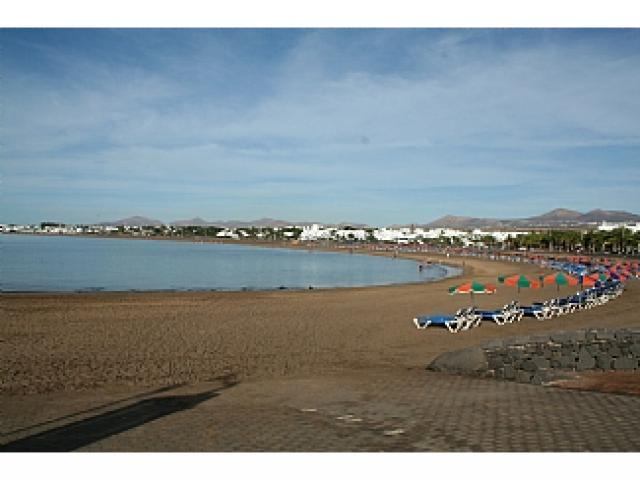 Beach 5 mins away - Club Valena Apartments, Matagorda, Lanzarote