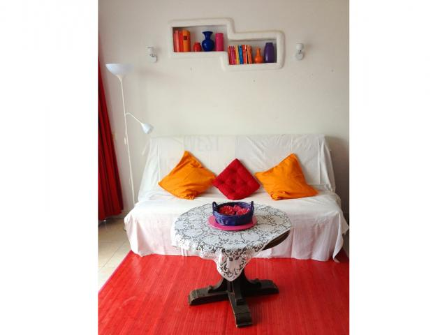 Comfortable Sofa bed for 2 people - Lovely Seaview Apartment , Puerto del Carmen, Lanzarote