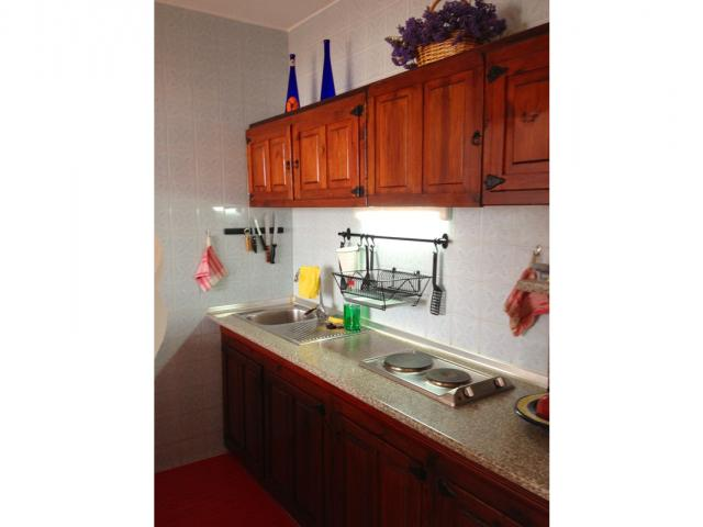 Fully equipped kitchen  - Lovely Seaview Apartment , Puerto del Carmen, Lanzarote
