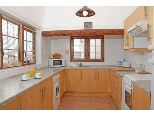 Kitchen - Villa Ann, Nazaret, Lanzarote