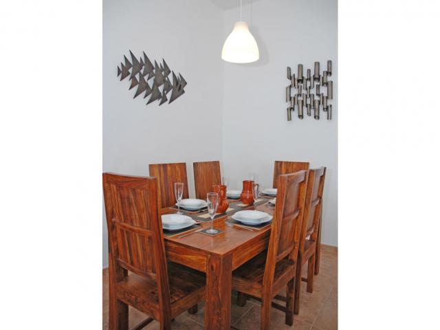 Dining area - Villa Ann, Nazaret, Lanzarote