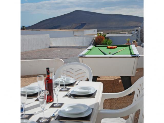 Terrace - Villa Ann, Nazaret, Lanzarote
