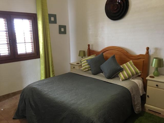 Master Bed - Villa Ann, Nazaret, Lanzarote