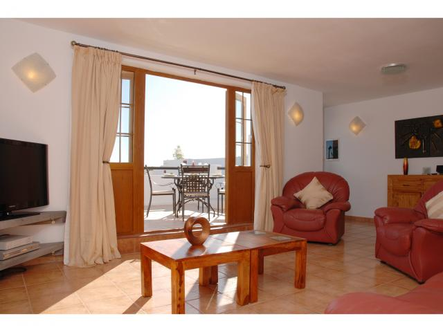 Lounge area - Casa Ida, Nazaret, Lanzarote