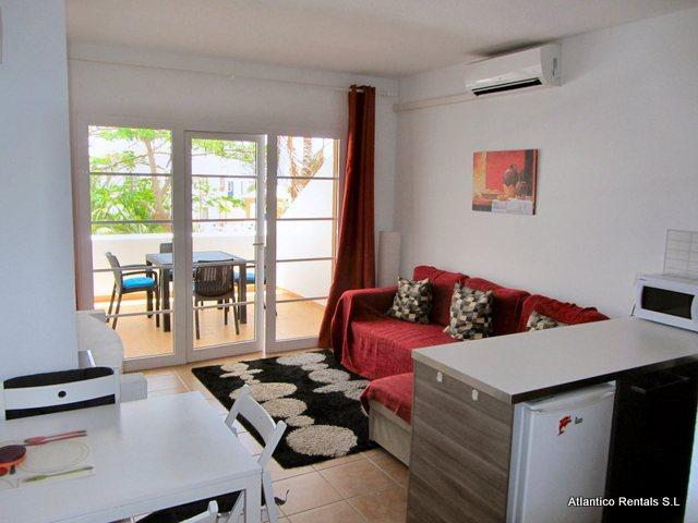 Apartment for rent in Matagorda Lanzarote