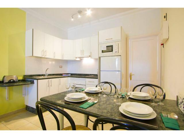 Our kitchens are fully equipped  - 2 Bed - Diamond Club Maritima, Puerto del Carmen, Lanzarote
