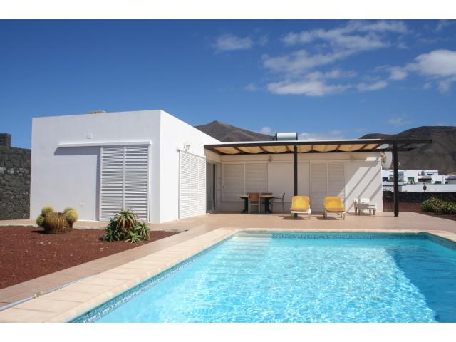 Private villa with pool in Playa Blanca, Lanzarote