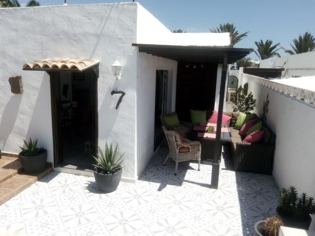 Delightful 2 Bedroom Villa in Matagorda, Puerto del Carmen