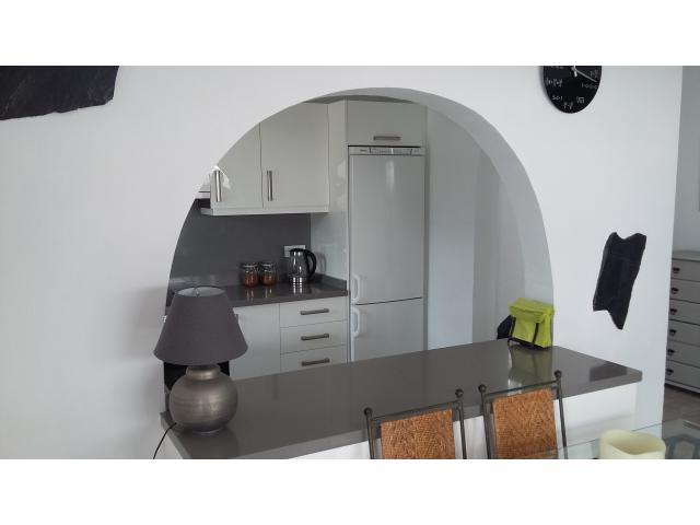 Kitchen - Casa Perro, Matagorda, Lanzarote