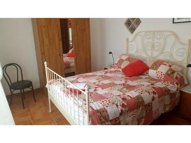 Master Bedroom - 2 bed, sea view apartment, Punta Mujeres, Lanzarote
