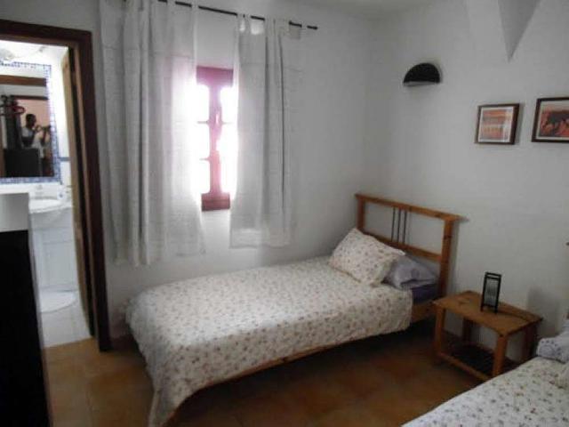 3rd bedroom - 3 bedroom villa apartment, Punta Mujeres, Lanzarote