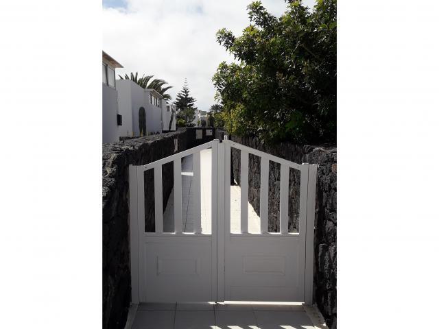 Entrance to complex - Villa Francia, Puerto del Carmen, Lanzarote