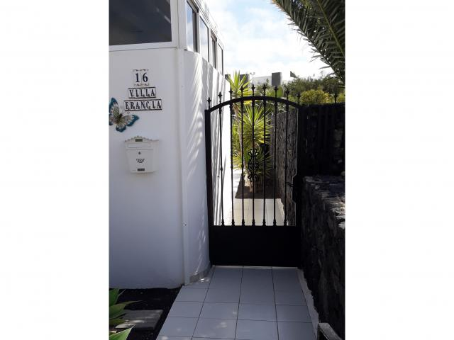 Entrance to the villa - Villa Francia, Puerto del Carmen, Lanzarote