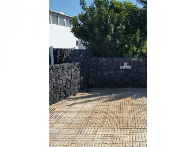 Private parking space - Villa Francia, Puerto del Carmen, Lanzarote