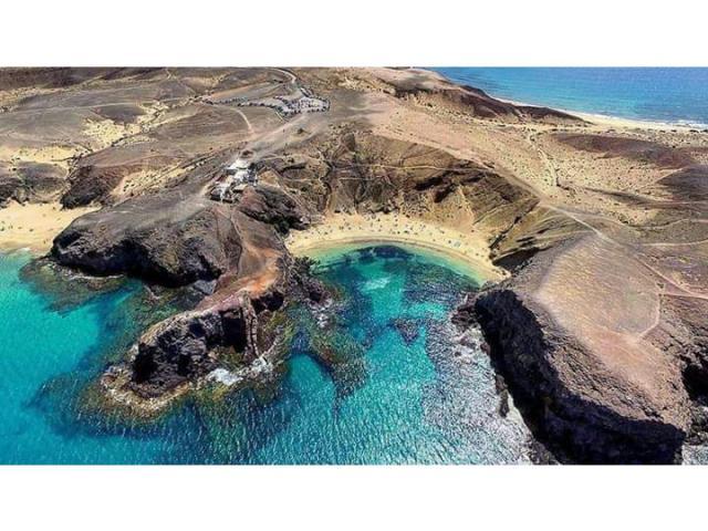 Papagayo beach - Villa Francia, Puerto del Carmen, Lanzarote