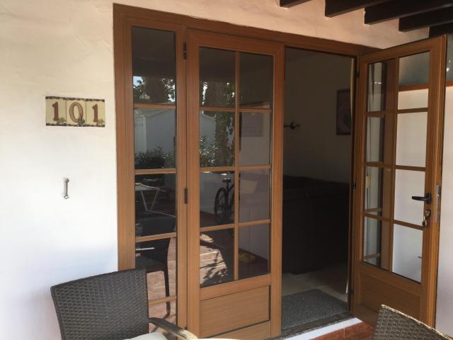 Beautiful 2 bedroom villa in Las Brisas complex in Playa Blanca.
