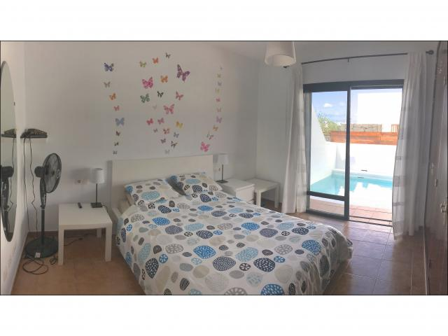 Master Bedroom - Villa Diama, Playa Blanca, Lanzarote