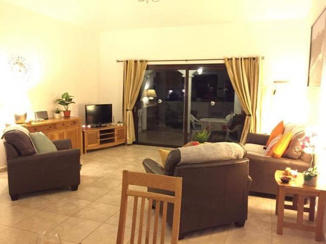 Open plan Lounge area - Casa Margaret, Playa Blanca, Lanzarote