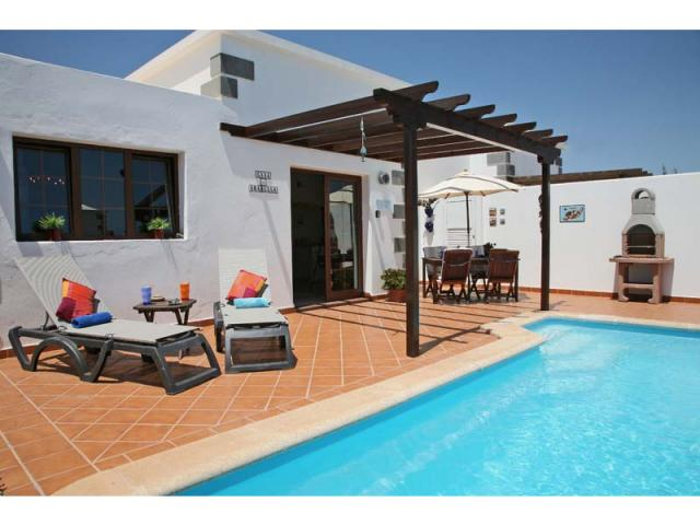 Baby and Toddler friendly villa in Playa Blanca Lanzarote