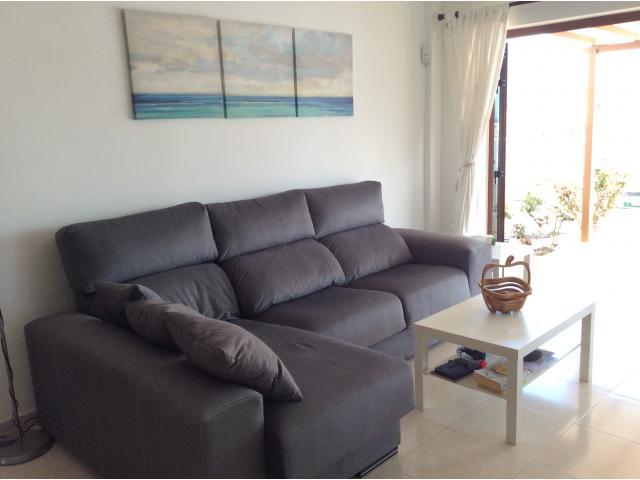 Lounge area - Calle Burgao, Puerto del Carmen, Lanzarote