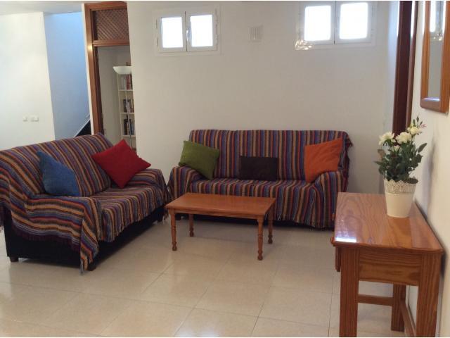 Second lounge area - Calle Burgao, Puerto del Carmen, Lanzarote