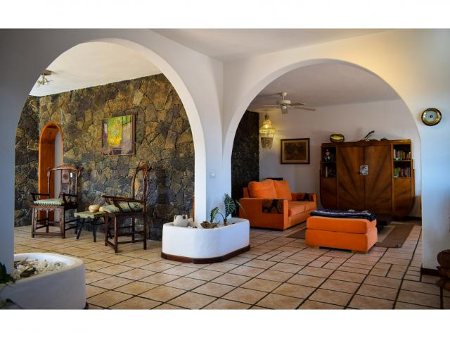 Open plan - Villa Kura, Puerto del Carmen, Lanzarote
